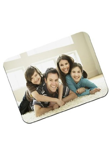 Mousepad mit individuellem Foto / Slim 3mm Dicke / personalisiertes Mauspad
