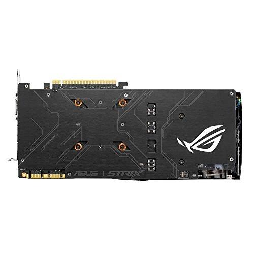 Asus Rog Strix Geforce Gtx1070-8g Gaming Grafikkarte (Nvidia, Pcie 3.0, 8gb Ddr5 Speicher, Hdmi, Dvi, Displayport)