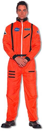 orange (Astronaut Kostüm Orange)