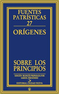 Sobre Los Principios (Fuentes Patrísticas)