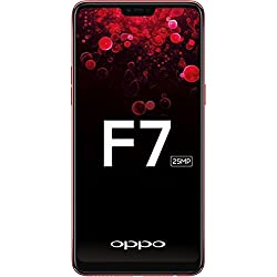OPPO F7 (Red, 128GB)
