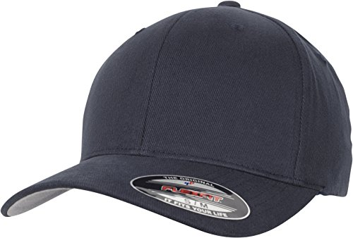 Flexfit Brushed Twill Cap, Navy, L/XL