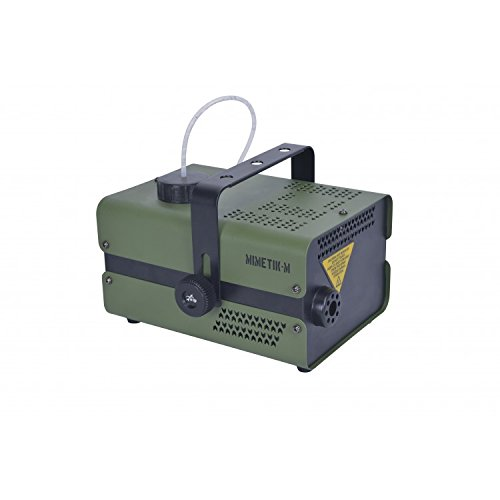 Proel Group MIMETIK Medium - Macchina del fumo, 900W, Verde