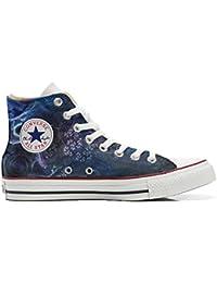 de63cdccf2c Converse All Star Customized - Zapatos Personalizados (Producto Artesano)  Infinity Texture