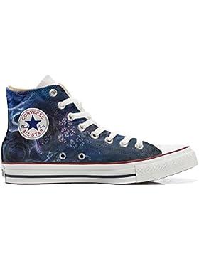 Converse All Star zapatos personalizadas Unisex (Producto Artesano) Infinity Texture