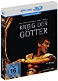 Krieg der Götter - Premium Steelbook Edition - 3D+2D [Blu-ray]