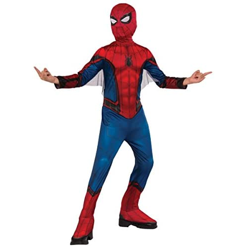 Rubie's 630730-S Spiderman - Disfraz infantil, S (3-4 años) 3