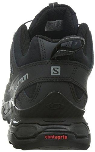 Salomon X Ultra Ltr Gtx, Chaussures de Randonnée Basses Homme Gris (Asphalt/black/pewter)