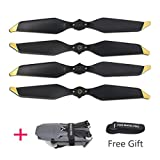 MAYISUMAI 2 Pairs Drone Propellers for DJI Mavic Pro Or Mavic Pro Platinum Propellers Low-Noise and Quick-Release 8331F