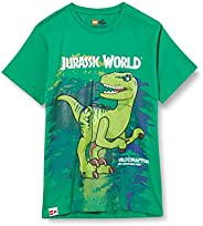 LEGO MW-T-Shirt Jurassic World Bambino