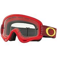 8f7b21db90 Oakley Gafas Mx Niño Xs O Frame Shockwave Rojo-Amarillo-Clear (Default,