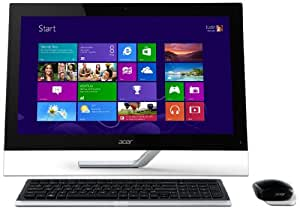 Acer Aspire A5600 23 inch Touchscreen All-In-One PC (Intel Core i5 3210 2.5GHz Processor, 8GB RAM, 1TB HDD, Blu-ray, LAN, WLAN, TV Tuner, Integrated Graphics, Windows 8)