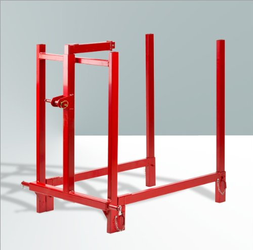 Preisvergleich Produktbild DEMA Brennholz Transportgestell für Traktor 90 cm