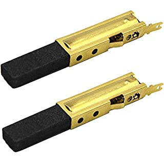 Carbone Brushes for NILFISK Alto WAP Replaces Type Set C Motor ATTIX SQ Turbo XL 1001 A.-Nr. 49625