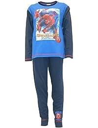 Marvel Spiderman Homecoming Pijamas de algodón para niños