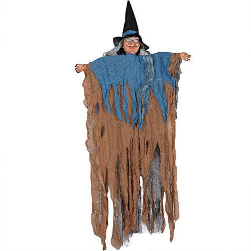 Stage props Halloween Horror Requisiten, Geisterhaus Dekoration Requisiten im Freien, Sprachsteuerung Scary Bühne Requisiten (Halloween-dekorationen Scary Im Freien)
