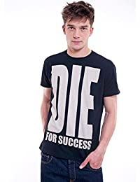 T-shirt à manches courtes Die-Sel Black Diesel