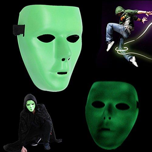 ame Masken Jabbawockeez Maske Halloween Ghost Dance Hip-hop Auftritte Masken Partei Kleid Maske (Hip Hop Kostüm Bilder)