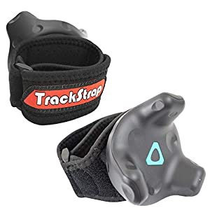 Rebuff Reality Trackstrap(2 pack) for VIVE Tracker – Precision Full Body Tracking for VR and Motion Capture