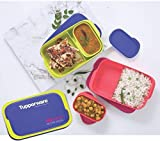 #7: Tupperware Plastic Lunch Box, 10-inch - 500 ml Medium Size Tiffin Box