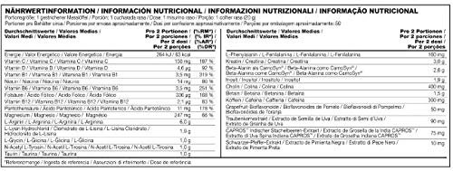 """BSN Suplemento Dietético en Polvo """"No Xplode 3.0"""", Sabor de Manzana Verde - 1.05 kg"""