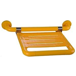faltbare dusche badhocker stuhl verst rkungs edelstahl. Black Bedroom Furniture Sets. Home Design Ideas