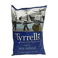 Tyrrells Lightly Sea Salted 40 gms