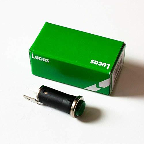 Lucas Voiture Vert Lampe Témoin SPB355