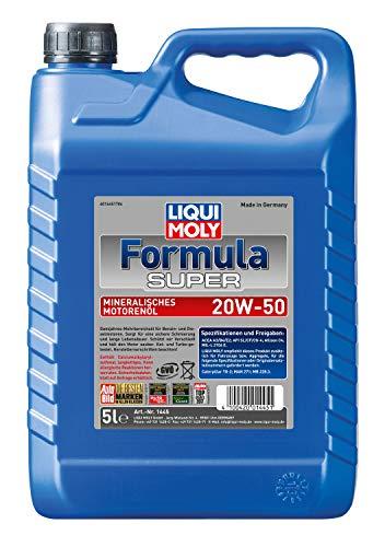 Price comparison product image LM Motorenoel Super Formula 20 W 50