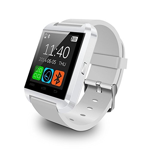 iN TECH Smart Wrist Watch Compatible with Android/iPhone - Smartwatch Compatible with...