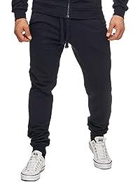 MERISH Hommes Pantalon de Jogging moderne pantalon Slim Fit de sport parfait pour les loisirs et sports Modell 209