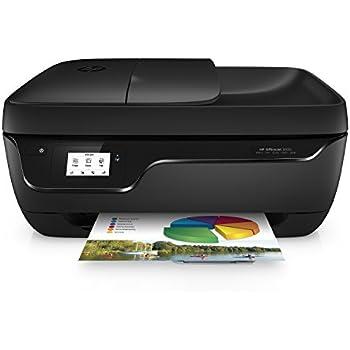 "HP OfficeJet 3830 Stampante Multifunzione, Display 2.2"" LCD, 4800 x 1200 DPI, A4, Wi-Fi, Nero"