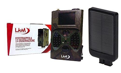 LKM Telecamera LKM-FTT01