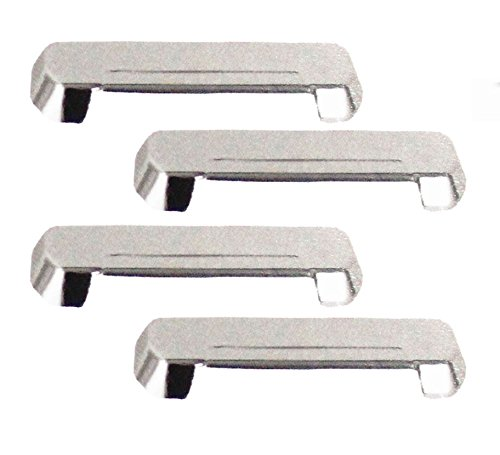 Vheelocity 71062 Chrome Plated Car Door Handle Cover for Mahindra Bolero (Set of 4)  available at amazon for Rs.347