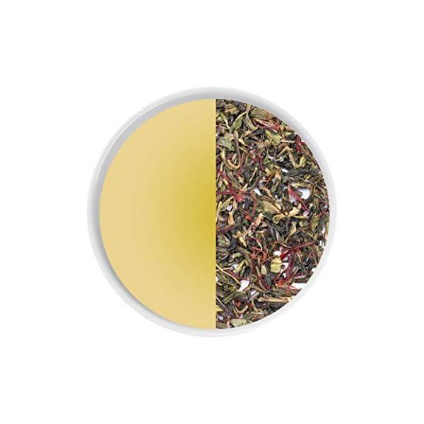Himalayan-Saffron-Green-Tea-Pure-Whole-Tea-Leaves-with-Kashmiri-Saffron-Organic-Certified-Pyramid-Tea-Bags-10-Tea-Bags-10-Cups