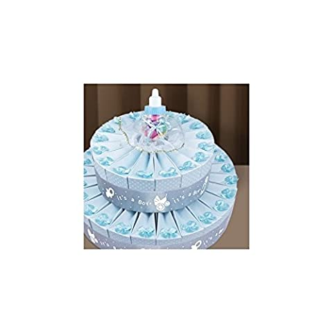 Gâteau de boite à dragées it's a BOY