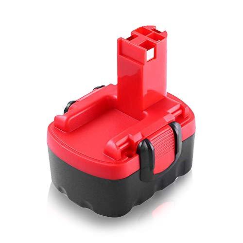 Hochstern 3000mAh Ni-MH Batterie de remplacement pour Bosch 14.4V...