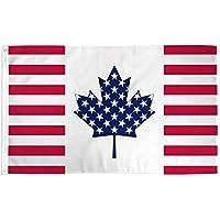Fahne Kanada Indianer Flagge kanadische Hissflagge 90x150cm