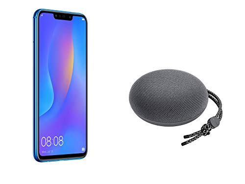 Huawei PSmart+ (Iris Purple) più esclusivo speaker Bluetooth, Telefono con 64 GB, Display 6.3' Full HD, Processore Octa Core dinamico con Intelligenza Artificiale [Versione Italiana]