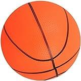 Juguete de Pelota Deportes Interior Exterior Mini Baloncesto Hinchable Naranja Niños