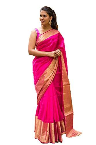 Premium Choice Cotton Silk Saree