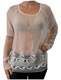 NÜ - Camisas - redondo - para mujer