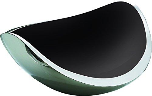 Acciaio regolare Bugatti 58-07808IN Ninna Nanna, nero, 38 x 30 x 16 cm