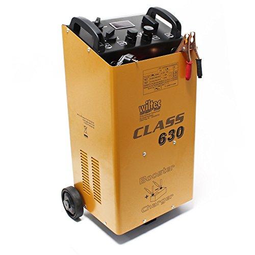 Caricabatteria WilTec Batterie 12V 24V Booster 630