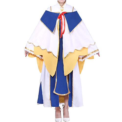 Goblin Kostüm - YKJ Anime Cosplay Kostüm Cosplay Kostüm Lady Gott Anzug Anzug Halloween,Full Set-XL