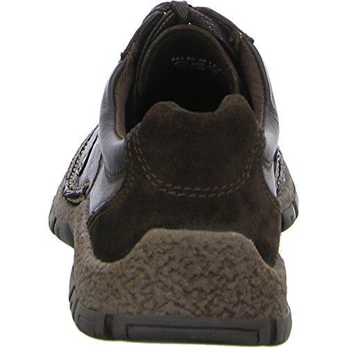 camel active  333.50.22, Chaussures de ville à lacets pour homme Moka