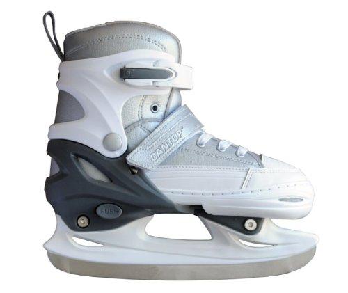 Schlittschuhe Eislaufschuhe Eishockeyschuhe verstellbare Größen div. Modelle