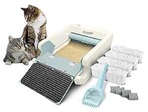 Bac à litière pour chats automatique LitterMaid LM980