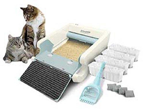 *LitterMaid LM980 Automatische Selbstreinigende Katzentoilette*