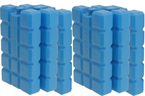 Lot de 6 packs de glace 220 ml/h 12 batteries